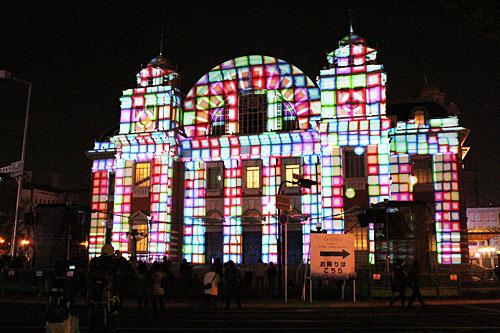 OSAKA光のルネサンス2012